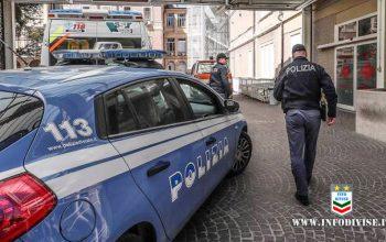 POLIZIA pronto soccorso