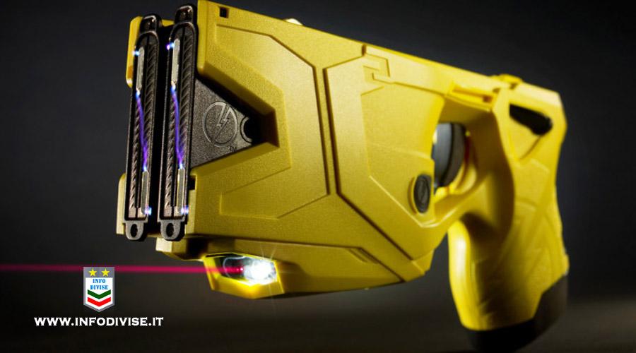 Taser: Axon vince il bando. In arrivo 4.482 pistole elettriche per le Forze dell'Ordine
