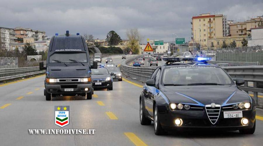 Santa Maria Capua Vetere, DAP e Procura dispongono trasferimento di 30 detenuti