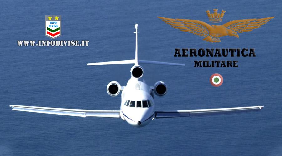 Neonata in pericolo trasferita da Cagliari a Milano da un Falcon dell'Aeronautica Militare