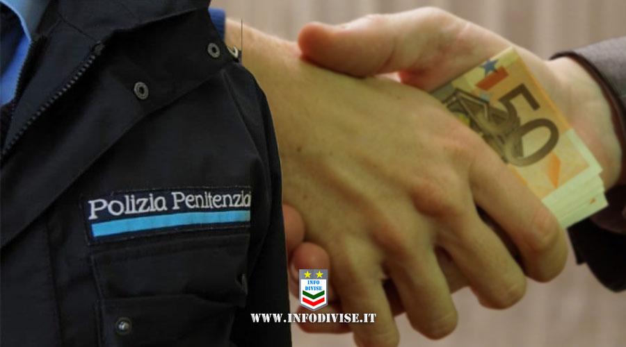 Tangente per superare il concorso nella Polizia Penitenziaria, 5 arresti a Napoli