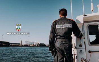 guardia costiera aggressione