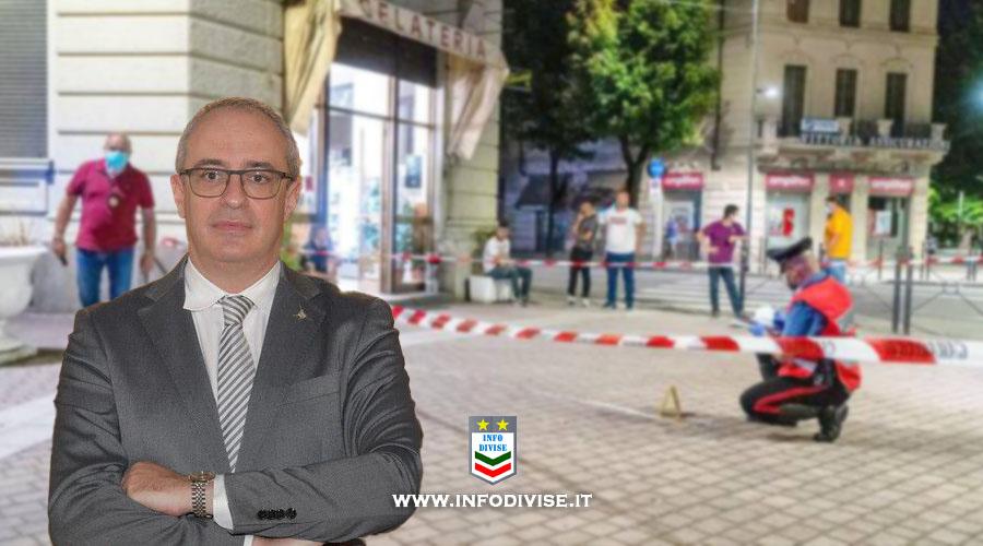 Massimo Adriatici, ex poliziotto, avvocato e docente uccide un 40enne a Voghera