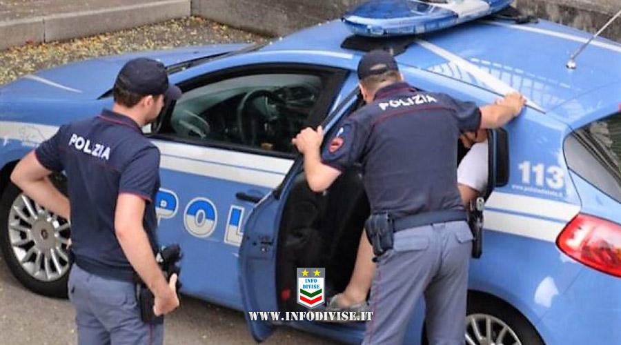 Si finge poliziotto e truffa anziana: 38enne arrestato in flagranza dalla Polizia