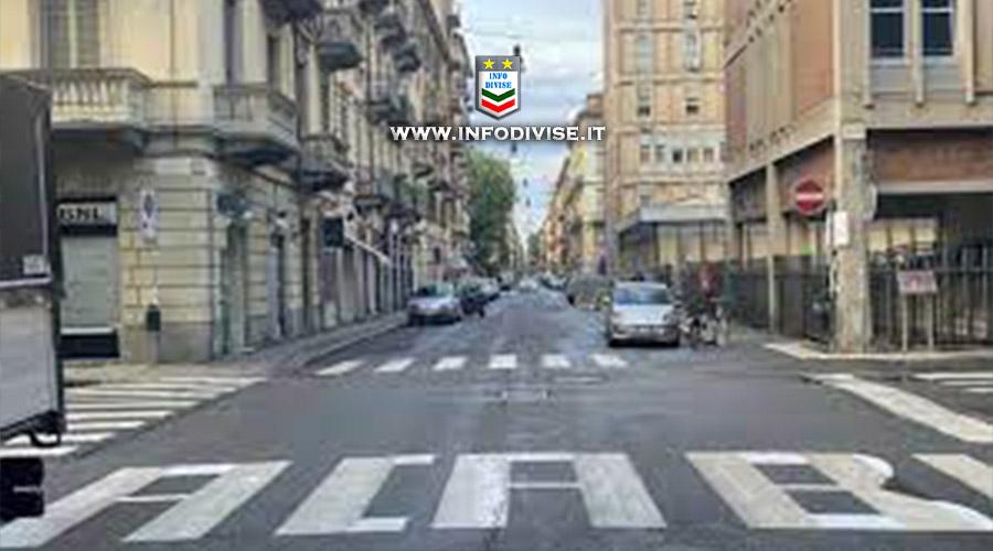 """""""Acab"""": le strisce pedonali usate come provocazione alla Polizia"""