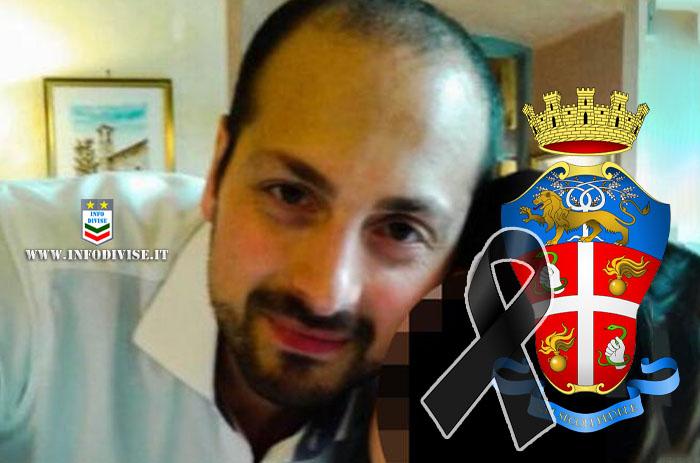 Terribile schianto in moto, morto il Carabiniere Raffaele Campagna, 39 anni