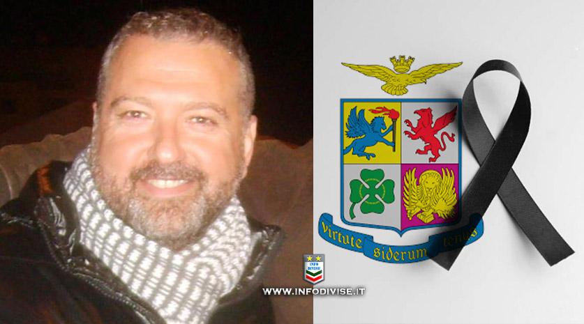 Al pronto soccorso per mal di stomaco, rimandato a casa: muore il giorno dopo Giuseppe Luisi, 53 anni, Maresciallo dell'Aeronautica