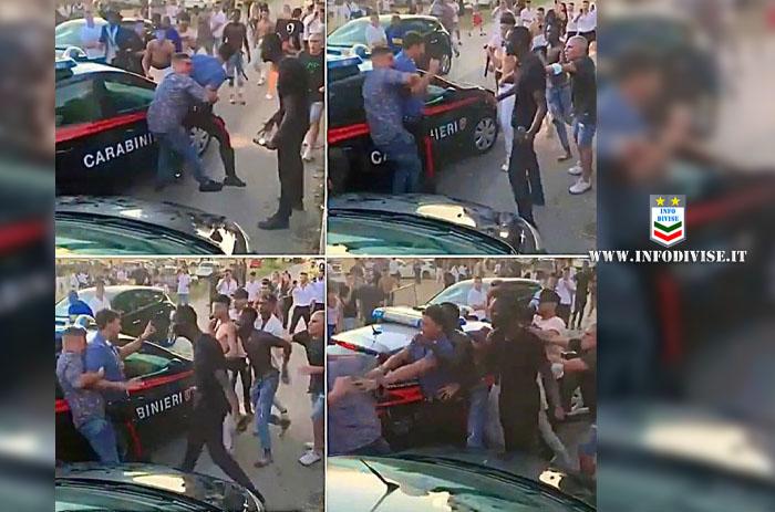 Servono pene più severe per chi usa violenza contro le Forze dell'ordine