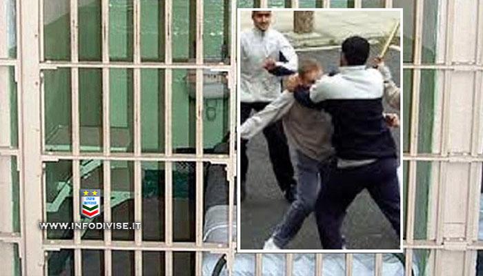 Maxi-rissa nel carcere di Monza tra bande di detenuti, sedata a fatica dagli agenti della Polizia penitenziaria: «Erano armati di qualsiasi cosa»
