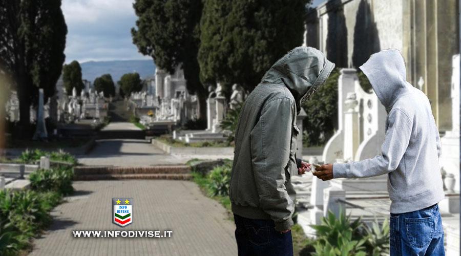Giarre: Guardia di Finanza scopre 71 kg di droga…nel cimitero! 2 arresti