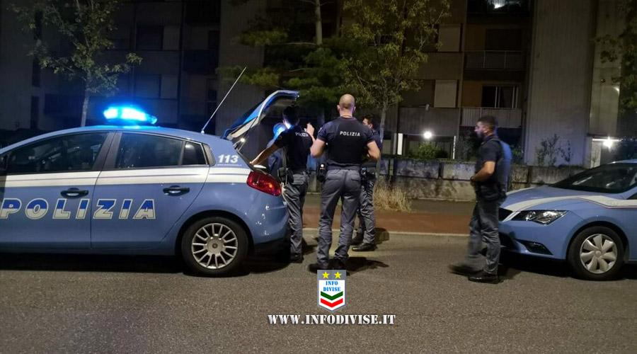 Appena maggiorenne e con vari precedenti di polizia: aggredisce un poliziotto e lo manda all'ospedale