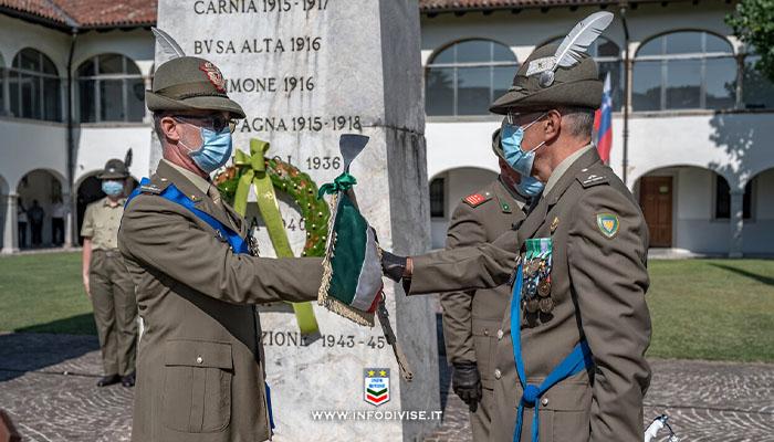 """Brigata Julia: al Generale Fabio Majoli il comando delle """"Penne nere"""""""