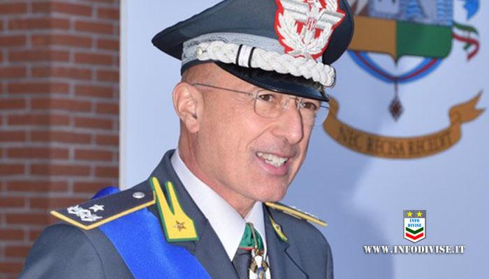 Cambio al vertice del comando regionale Umbria della Guardia di Finanza