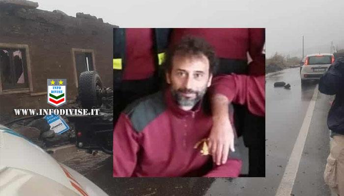 Vigile del fuoco, papà: Pantelleria piange Giovanni Errera