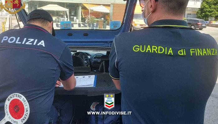 Forze Armate e di Polizia: da venerdì 40 mila tra carabinieri, poliziotti e finanzieri in meno?